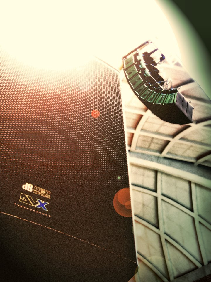 DVX & Line Array